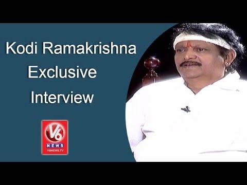 Kodi Ramakrishna Exclusive Interview With Savitri | Madila Maata | V6 News