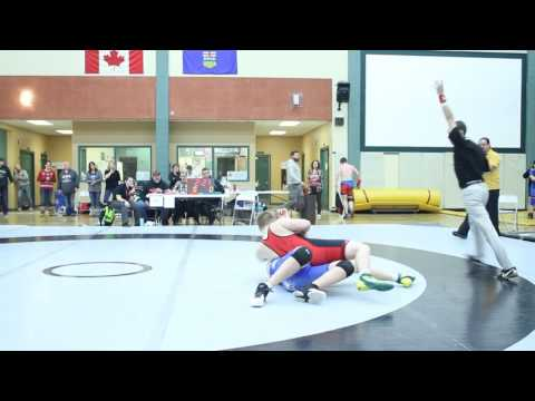 Austin Edgson 3rd Match (видео)