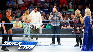 Nonton Daniel Bryan Makes A Decision Regarding The Women S Money In The Bank  Smackdown Live  June 20  2017 Film Subtitle Indonesia Streaming Movie Download