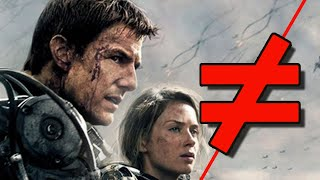 Video Edge of Tomorrow/All You Need is Kill - What's the Difference? MP3, 3GP, MP4, WEBM, AVI, FLV Agustus 2018