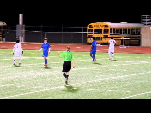 Killeen High School vs. Copperas Cove High School Soccer Highlights 2-26-2013