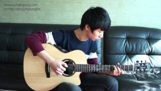 Video (Nirvana) Come As You Are - Sungha Jung MP3, 3GP, MP4, WEBM, AVI, FLV Juni 2018