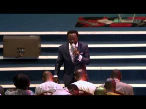 ACTIVATING DELIVERANCE PROVISION PART 1