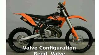 2. 2009 KTM XC 300 W (e) - Details, Info