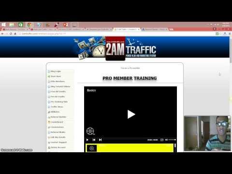 How to make Money blogging 2 am traffic Affiliate Program