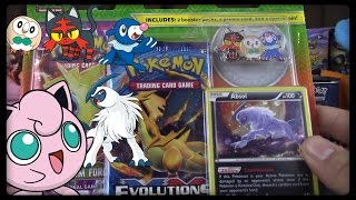 Alola & Friends and Absol Pin/Promo Blister! by Master Jigglypuff and Friends