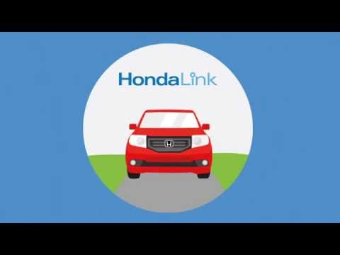 HondaLink - How to connect