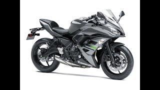 5. 2018 Kawasaki Ninja 650 / ABS | Returning 2018 Kawasaki Models And Colors