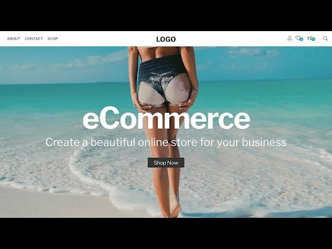 How to Create an eCommerce Website (Online Store) in WordPress for Beginners 2017!