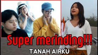 """Video ORANG KOREA SUPER MERINDING MENDENGAR """"TANAH AIRKU-LAGU NASIONAL INDONESIA MP3, 3GP, MP4, WEBM, AVI, FLV April 2019"""
