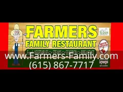 Farmers Family Restaurant – Reviews- Murfreesboro,TN Murfreesboro Restaurant Review