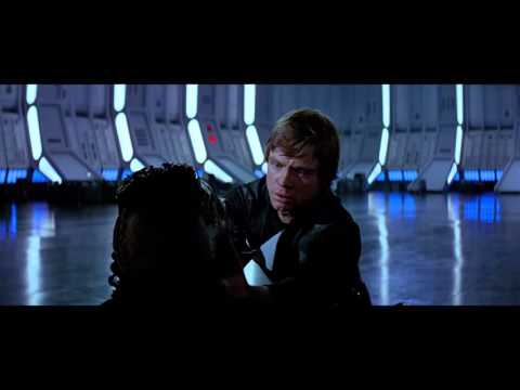 Star Wars Episode VI - Vader's Unmasking/Death