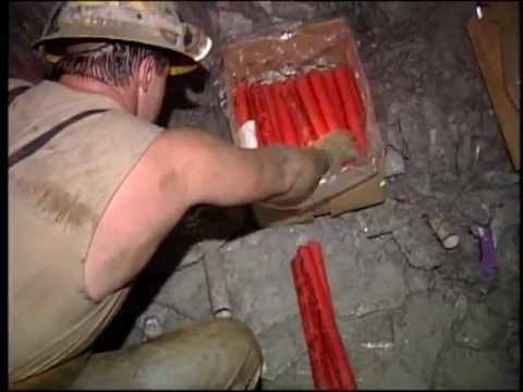 explosives - Explosives Underground: Mining & Demolition Safety.
