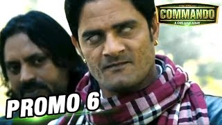 Nonton Commando   Movie Promo 6   Vidyut Jamwal   Pooja Chopra Film Subtitle Indonesia Streaming Movie Download