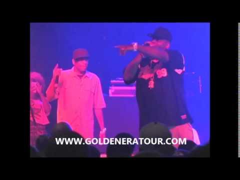 Rob Base Golden Era Tour Performance