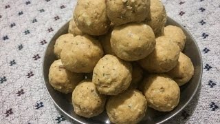 Hesarittina Unde / Hesaru Hittina Unde / Moong dal Ladoo /Laddu Recipes | kannada Recipes