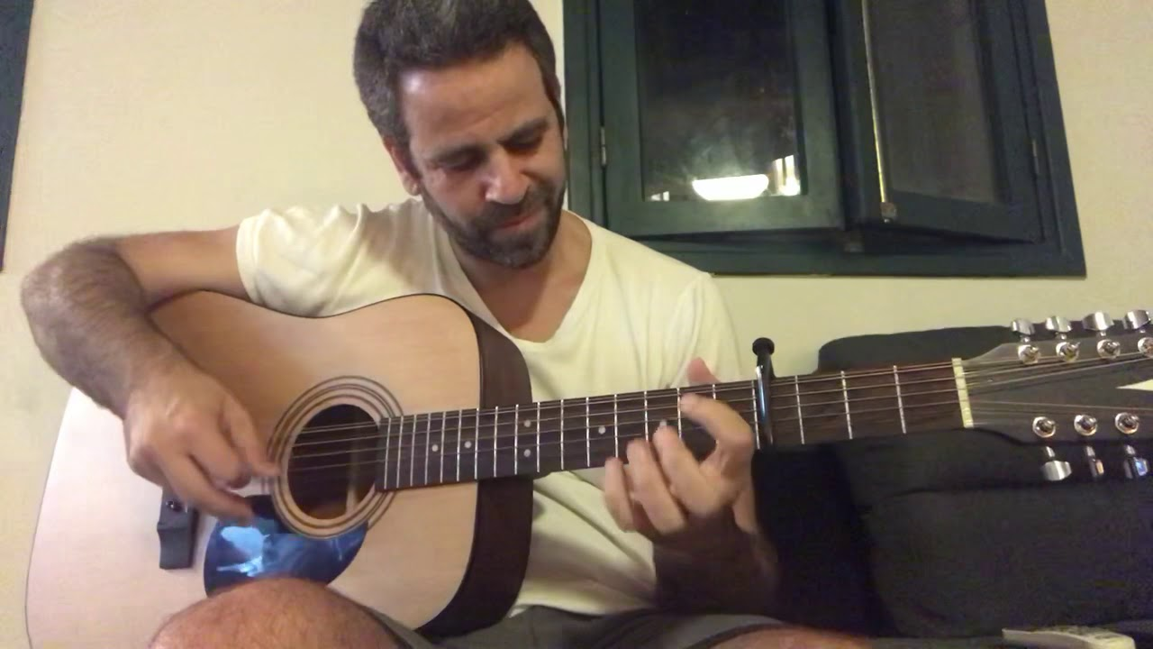 OCEAN (John Butler)- 11 Strings Acoustic Guitar Cover (Short Verse)