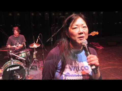 Margaret Cho's MOTHER Tour Update from CHICAGO (featuring Wilco)