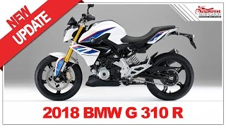 2. WOW AMAZING!! 2018 BMW G 310 R Price Specification Review