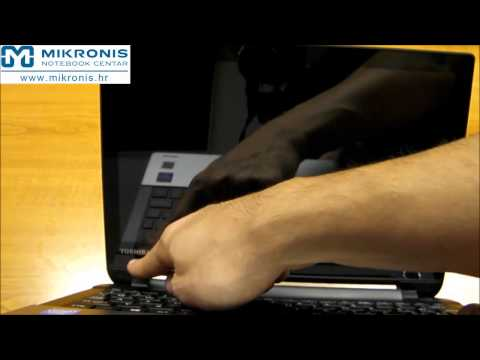 Unboxing Toshiba Satellite NB10T