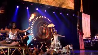 Christina Aguilera - Back Basics Live and Down Under (2007) Full Concert HD