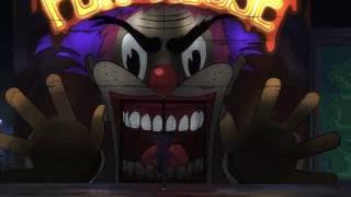 Batman in amusement park | Batman: The Killing Joke