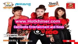 PhlengRecord Besdong 100 - 07. Sak Lbong Srolanh Mnus Komsak (Weeken)