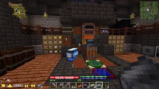 Minecraft - TerraFirmaPunk #48: Blazing Black Steel