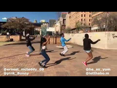 Amapiano Dance Shoota Moghel