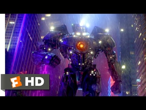Pacific Rim (2013) - Gipsy Danger vs. Otachi Scene (6/10) | Movieclips