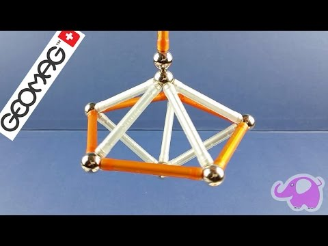 GEOMAG ORIGINAL MAGNETIC CONSTRUCTION TOY!!!