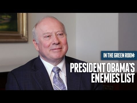 Video: Video: Businessman reacts to being put on Obama's enemies list