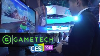 The Best Of Gaming At CES 2015 - GameTech