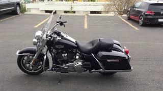 9. 2018 Harley-Davidson FLHR Road King