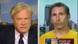 Chris Matthews Unloads On Protester Who Carried Gun To Obama Event