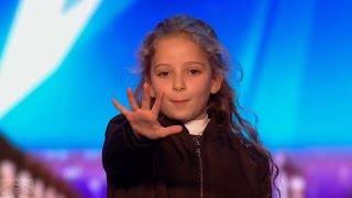 Video Britain's Got Talent 2017 Issy Simpson Amazing 8 Year Old Magician IRL Hermione Full Audition S11E02 MP3, 3GP, MP4, WEBM, AVI, FLV Januari 2019