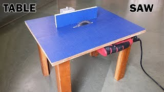 Video How to Make a Table Saw at Home MP3, 3GP, MP4, WEBM, AVI, FLV November 2017