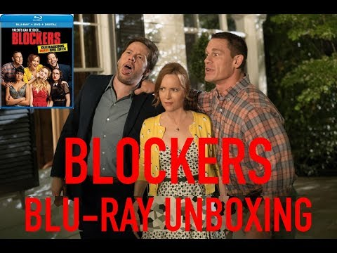 Blockers (Blu-Ray Unboxing)