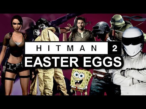 HITMAN 2 All Easter Eggs And Secrets