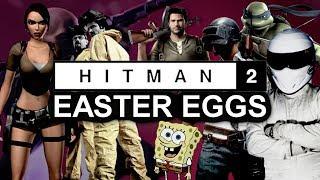 Video HITMAN 2 All Easter Eggs And Secrets | Part 1 MP3, 3GP, MP4, WEBM, AVI, FLV September 2019