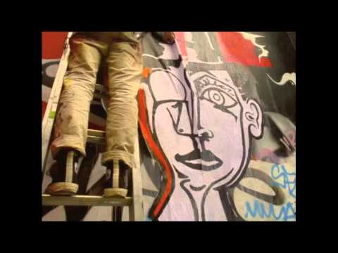 Alec Monopoly & Haculla Street Art London