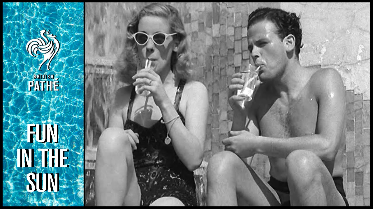 Feeling Hot Hot Hot | British Pathé