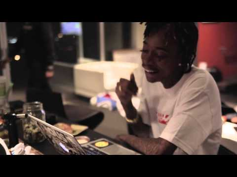 DayToday: In The Studio with Taylor Gang (Part 1)