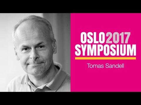 Tomas Sandells tale på Oslo Symposium 2017
