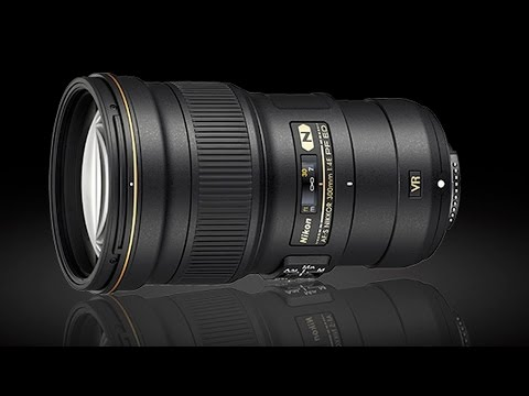 Nikon 300mm F4 - Hands on & image samples