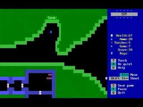 ZZT by Epic MegaGames