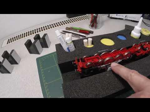Modellbahn Lokliege » Anwendung & Tipps zu Reinigung & Wartung ✓