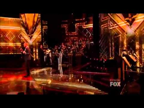 Michael Buble - You Make Me Feel So Young - X Factor USA 2013 (Live Top 8 Performance)