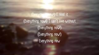 Everything Now - Arcade Fire   Lyrics