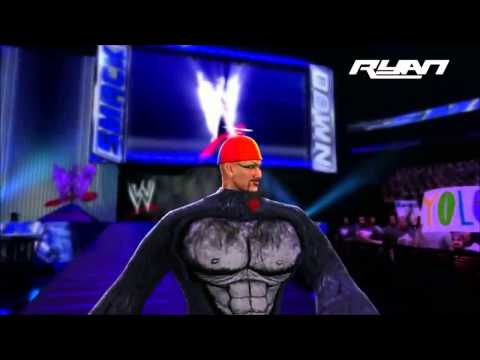 Let's Play WWE '13 - Intros